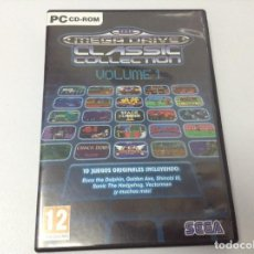 Videojuegos y Consolas: MEGA DRIVE CLASSIC COLLECTION VOLUME 1. Lote 270378443