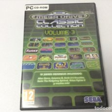 Videojuegos y Consolas: MEGA DRIVE CLASSIC COLLECTION VOLUME 3. Lote 270378648