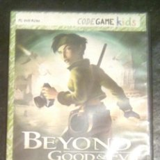 Videojuegos y Consolas: BEYOND GOOD AND EVIL. PC DVD ROM. Lote 270392523