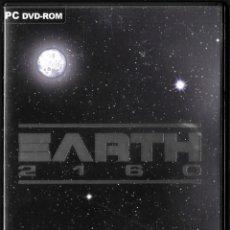 Videojuegos y Consolas: PC GAME - EARTH 2160 VERSIÓN ESPAÑOLA. Lote 270408543