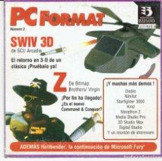 Videojuegos y Consolas: PC FORMAT. Lote 270855793