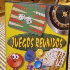 Videojogos e Consolas: VIDEOJUEGO PARA PENTIUM. JUEGOS REUNIDOS.. Lote 273533968