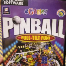 Videojogos e Consolas: VIDEOJUEGO PARA PC. PINBALL FULL-TILT FUL! 2001. Lote 273535393