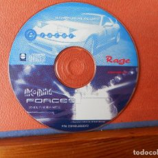 Videojuegos y Consolas: E RACER. INCOMING FORCES. CD-ROM. Lote 274536363