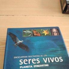 Videogiochi e Consoli: M-43 ENCICLOPEDIA MULTIMEDIA DE LOS SERES VIVOS - - CAJA CON 14 CD - COMPLETA. Lote 274684723