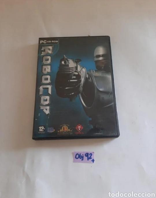ROBOCOP (Juguetes - Videojuegos y Consolas - PC)