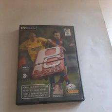 Videojuegos y Consolas: PC SUPERLIGA 2004. Lote 275326303