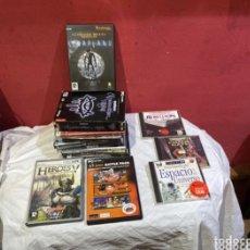 Videojuegos y Consolas: LOTE DE SÚPER JUEGOS PC CD-ROM DVD ATARI .. VER FOTOS. Lote 275635178