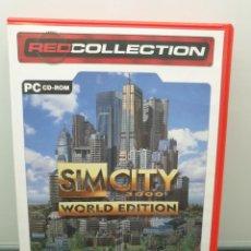 Videojuegos y Consolas: SIM CITY 3000 WORLD EDITION. VIDEOJUEGO PARA PC. CD-ROM. (ENVÍO 2,50€). Lote 275286243