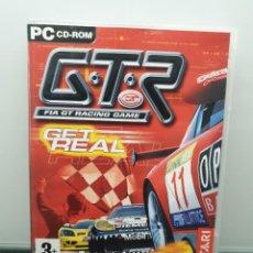 Videojuegos y Consolas: GTR FIA GT RACING GAME. ATARI. VIDEOJUEGO PARA PC. CD-ROM. (ENVÍO 2,50€). Lote 275309148