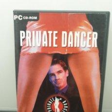 Videojuegos y Consolas: PRIVATE DANCER. KABOOM VIDEOJUEGO PARA PC. CD-ROM. (ENVÍO 2,50€). Lote 275324153