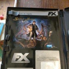 Videojuegos y Consolas: JUEGO DE PC SHERLOCK HOLMES LA AVENTURA (THE AWAKENED) FX FOCUS. Lote 276711973