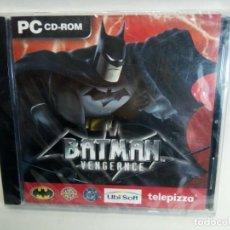 Videojuegos y Consolas: BATMAN VENGEANCE JUEGO DE PC. Lote 277640353