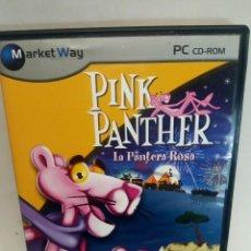 Videojuegos y Consolas: PINK PANTHER LA PANTERA ROSA PINKADELIC PURSUIT PARA PC. Lote 277645518