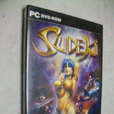 Videojuegos y Consolas: SUDEKI JUEGO PARA PC. Lote 278185653