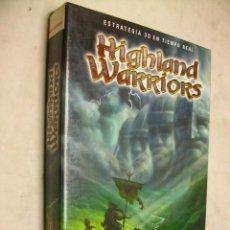 Videojuegos y Consolas: HIGHLAND WARRIORS ESTRATEGIA 3D EN TIEMPO REAL JUEGO DE PC. Lote 278187978