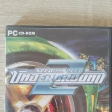 Videojuegos y Consolas: NEED FOR SPEED-UNDERGROUND 2-PC CD ROM-EA SPORTS-AÑO 2004.. Lote 278571958