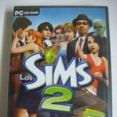Videojuegos y Consolas: VIDEO JUEGO LOS SIMS 2 CON SU LIBRILLO 4 DISCOS -(&). Lote 279468918