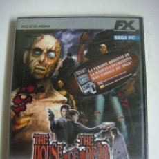 Videojuegos y Consolas: VIDEO JUEGO FX THE HOUSE OF THE DEAD 2 -(&). Lote 279469568