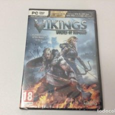 Videojuegos y Consolas: VIKINGS WOLVES OF MIDGARD LIMITED SPECIAL EDITION. Lote 279585313