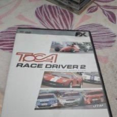 Videojuegos y Consolas: G-87 PC CDROM TOCA RACE DRIVER-2. Lote 279588768