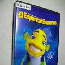 Videojuegos y Consolas: EL ESPANTATIBURONES JUEGO DE PC. Lote 279588813
