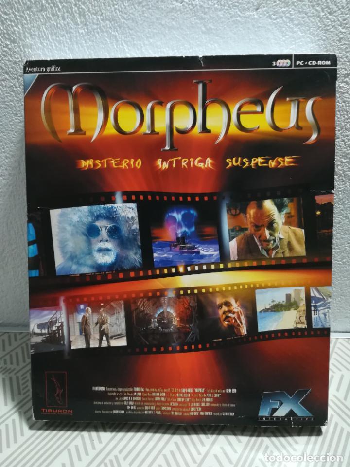 Videojuegos y Consolas: Juego para PC. Morpheus - Foto 2 - 280405348