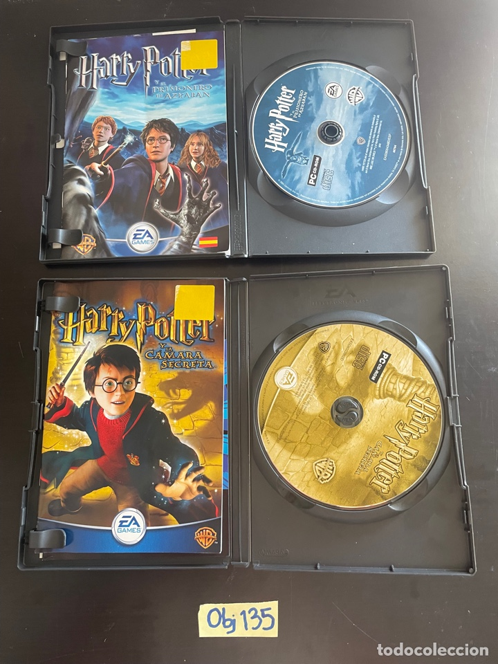 Videojuegos y Consolas: LOTE DE JUEGOS HARRY POTTER - Foto 2 - 280879488