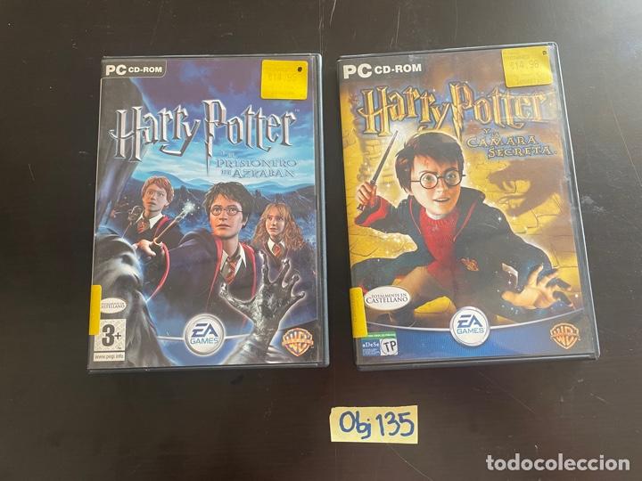 LOTE DE JUEGOS HARRY POTTER (Juguetes - Videojuegos y Consolas - PC)