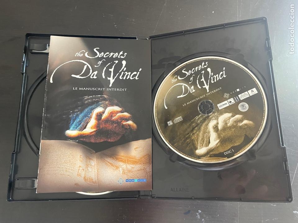 Videojuegos y Consolas: THE SECRETS OF DA VINCI - Foto 2 - 280879948