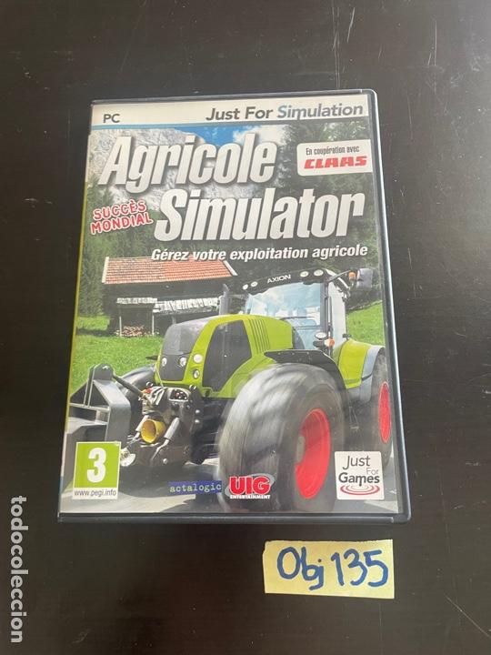 AGRICOLE SIMULATOR (Juguetes - Videojuegos y Consolas - PC)