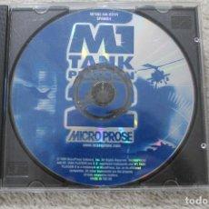 Videojuegos y Consolas: M1 TANK PLATOON 2 JUEGO PC 1998 EN ESPAÑOL. Lote 284173123