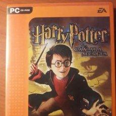 Videojuegos y Consolas: JUEGO PC HARRY POTTER Y LA CÁMARA SECRETA. Lote 285986858