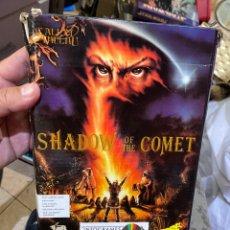 Videojuegos y Consolas: JUEGO DE PC SHADOW OF THE COMET ERBE. Lote 286465013