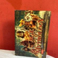 Videojuegos y Consolas: AGE OF MYTHOLOGY EDICION PARA COLECCIONISTAS LIMITADA COMPLETO . VER FOTOS. Lote 286469018