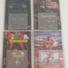 Jeux Vidéo et Consoles: PC LOTE JUEGOS DINAMIC MULTIMEDIA ¡NUEVOS! ¡PRECINTADOS!. Lote 287606953