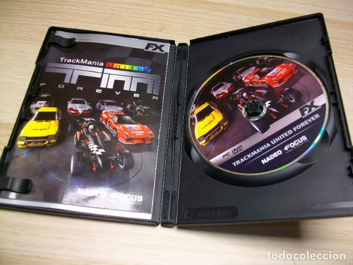 Videojuegos y Consolas: Trackmania UNITED Forever JUEGO de PC - Foto 2 - 287794208