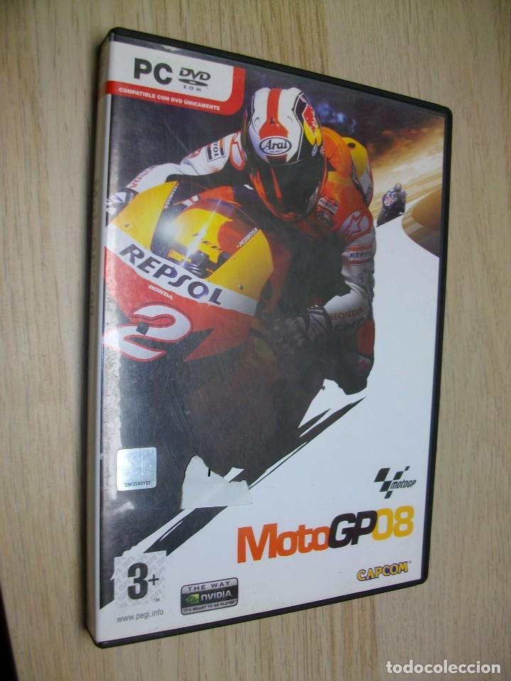 MOTO GP 08 JUEGO DE PC (Juguetes - Videojuegos y Consolas - PC)