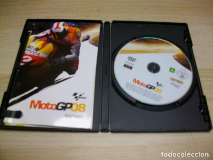 Videojuegos y Consolas: Moto GP 08 JUEGO de PC - Foto 2 - 287794403
