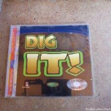 Videojuegos y Consolas: CD ROM PARA PC DIG IT !. Lote 287984253