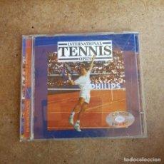 Videojuegos y Consolas: CD ROM PARA PC TENNIS. Lote 287985248