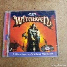 Videojuegos y Consolas: CD ROM PARA PC WITCHAVEN. Lote 287986503
