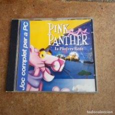 Videojuegos y Consolas: CD ROM PARA PC LA PANTERA ROSA. Lote 287991088