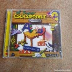 Videojuegos y Consolas: CD ROM PARA PC EL SUPER ESCRIPTORI CLUB 3 PRECINTADO. Lote 287991993