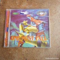 Videojuegos y Consolas: CD ROM PARA PC ONE MUST FALL PRECINTADO. Lote 287992188
