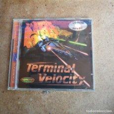 Videojuegos y Consolas: CD ROM PARA PC TERMINAL VELOCITY PRECINTADO. Lote 287992888
