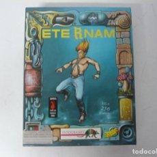 Videojuegos y Consolas: ETERNAM - AVENTURA GRÁFICA / IBM PC / RETRO VINTAGE / DISKETTES. Lote 288075158