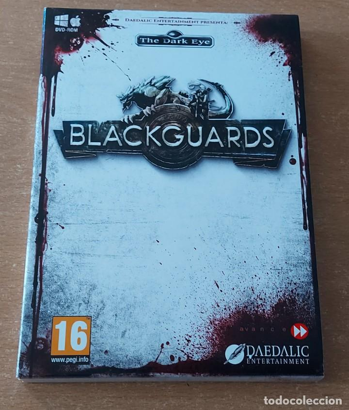 BLACKGUARDS PC PAL ESPAÑA EDICION LIMITADA CON CD BSO DAEDALIC (Juguetes - Videojuegos y Consolas - PC)