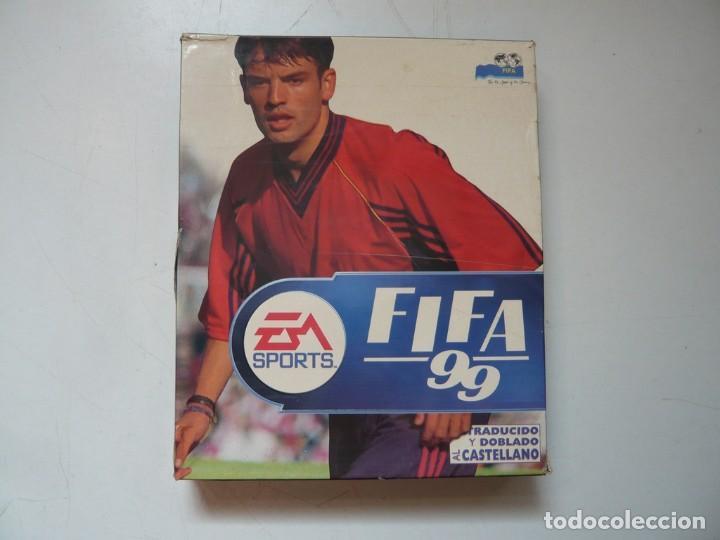 FIFA 99 - MORIENTES / IBM PC / RETRO VINTAGE / DISKETTES (Juguetes - Videojuegos y Consolas - PC)