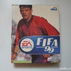 Videojuegos y Consolas: FIFA 99 - MORIENTES / IBM PC / RETRO VINTAGE / DISKETTES. Lote 288150598